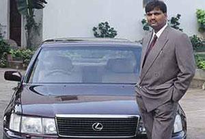 Harsahad Mehatas lifestyle Lexus 45 crore house